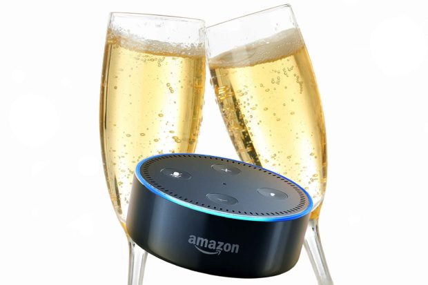 Ask Alexa New Year'S Eve &Amp; New Year'S Day