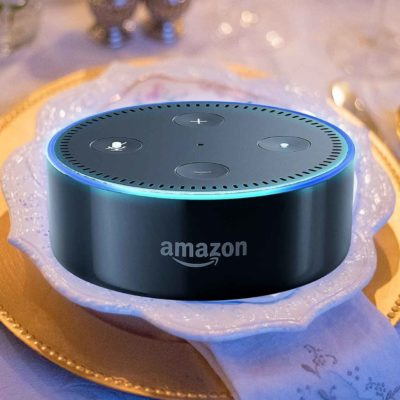 Ask Alexa Thanksgiving