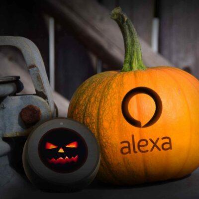 Ask Alexa Halloween