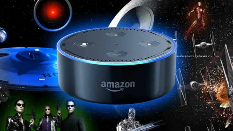 Alexa Sci-Fi