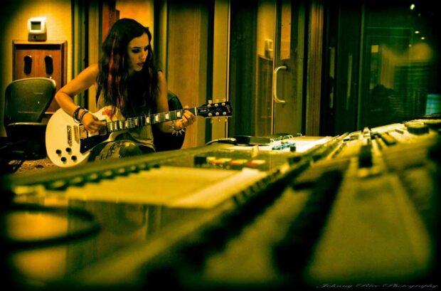 Alexx Calise: Recording Studio