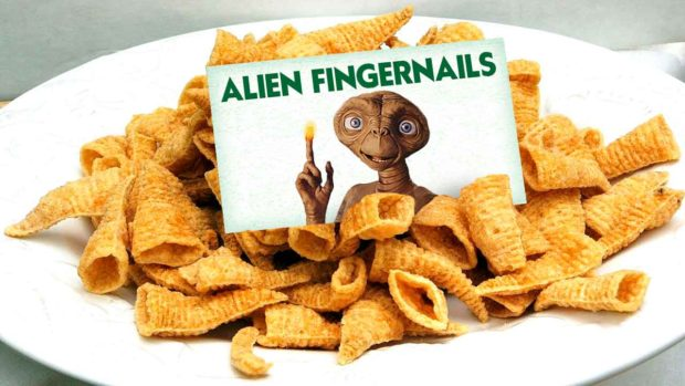 Alien Fingernails