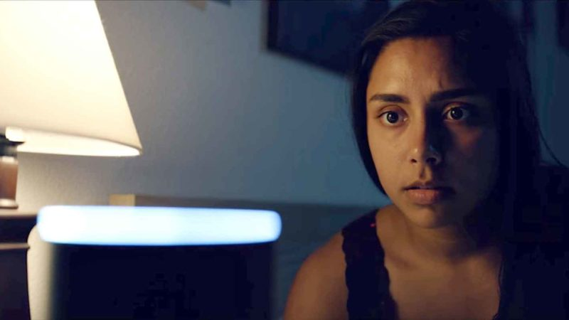 Amazon Echo Scary Short Film