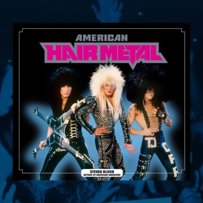 American Hair Metal Book