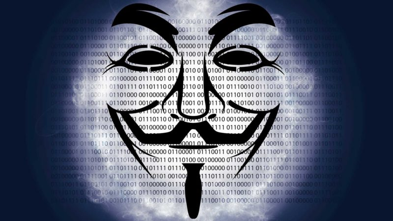 Anonymous Internet