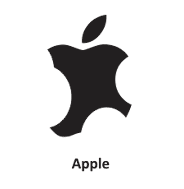 The Bad Economy Took A Bite Out Of Apple - New Logos For A Bad Economy