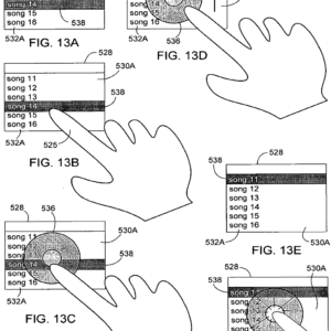 Apple Files Touch Sensitive Patent Documents For Next Generation iPod (2006)
