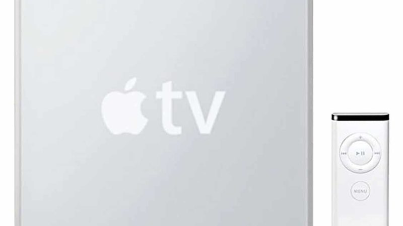 Apple TV First Generation
