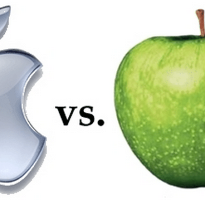 Apple vs Apple Records