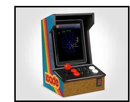 iPad Gift: iCade Arcade Cabinet Product Image Product Image