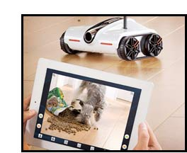 Ipad Gift: Rover Spy Tank Product Image Product Image