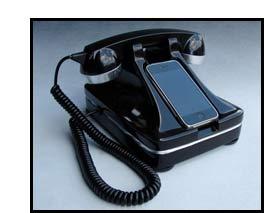 iPhone Gift: iRetro Phone iPhone Dock Product Image