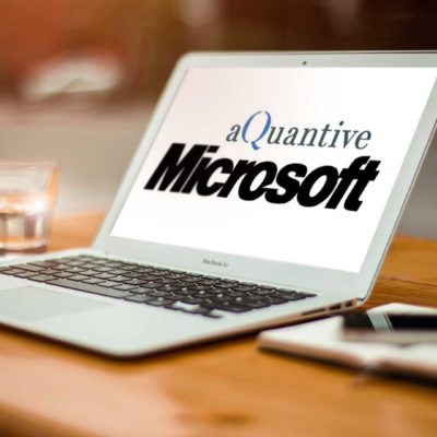 Microsoft Acquires aQuantive