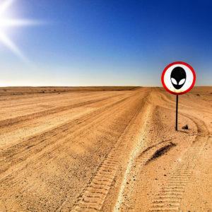 Google Area 51 April Fools Day Joke