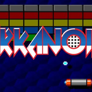 Arkanoid - Play This Classic Arcade Game For Free