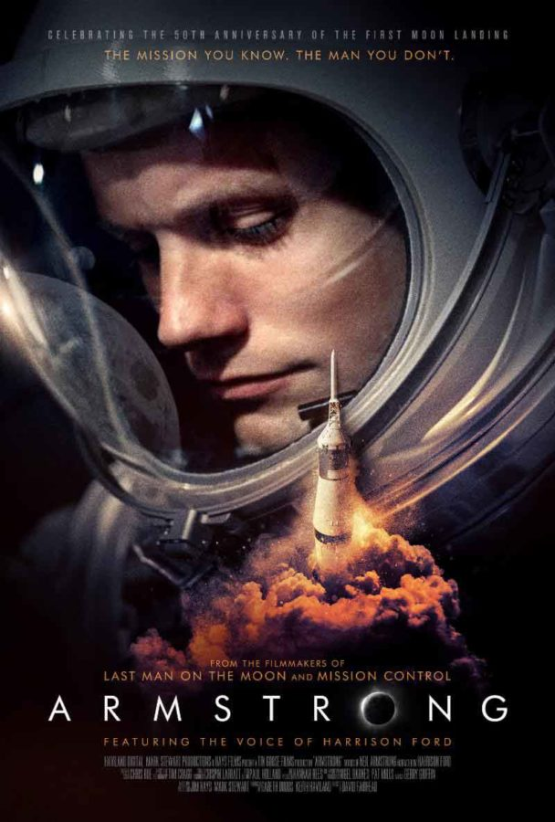 ARMSTRONG Documentary Poster