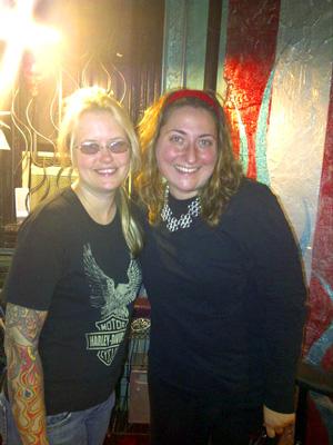 Michelle Myles Tattoo Artist