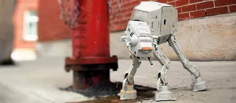 Star Wars AT-AT Walker