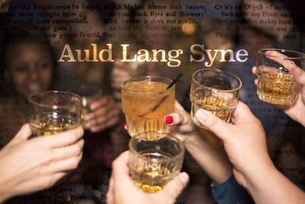 Auld Lang Syne - New Year's Traditions