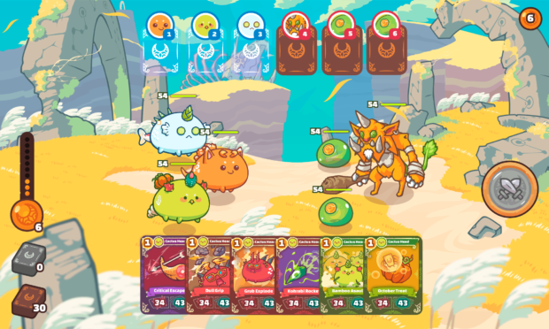 Axie Infinity - Nft Powered PokÉMon Inspired Video Game