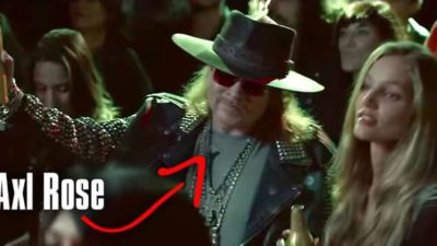 Axl Rose World Cup Commercial