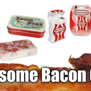 25 Awesome Bacon Gifts For Bacon Lovers