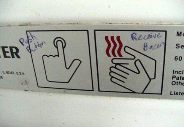Crispy Bacon Machine