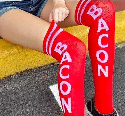 Bacon Socks Amazon - Bacon Gifts