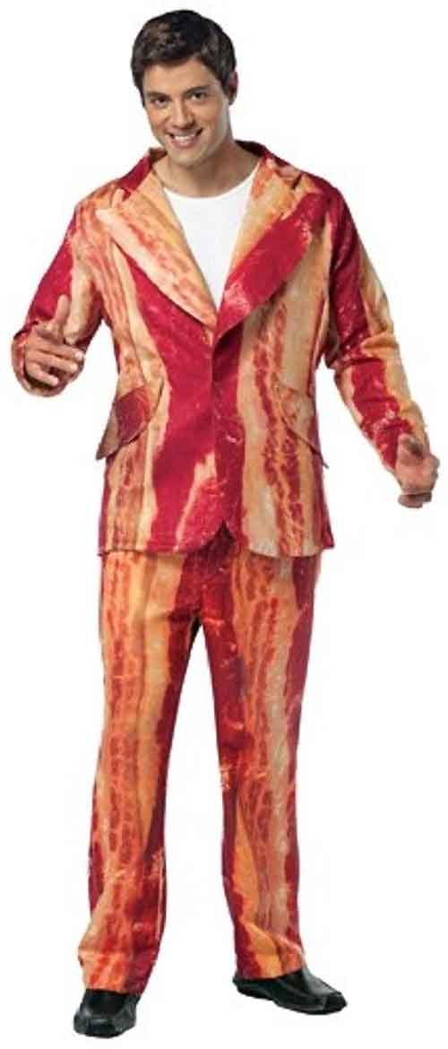 Bacon Suit - Funny Men's Suits