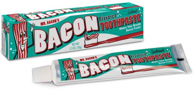 Bacon Toothpaste - Gifts For Bacon Lovers
