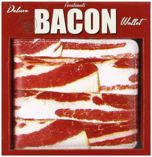 Bacon Wallet - Bacon Gifts