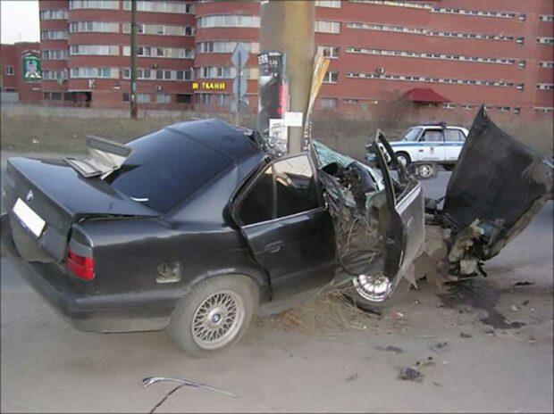 Car Cut In Half