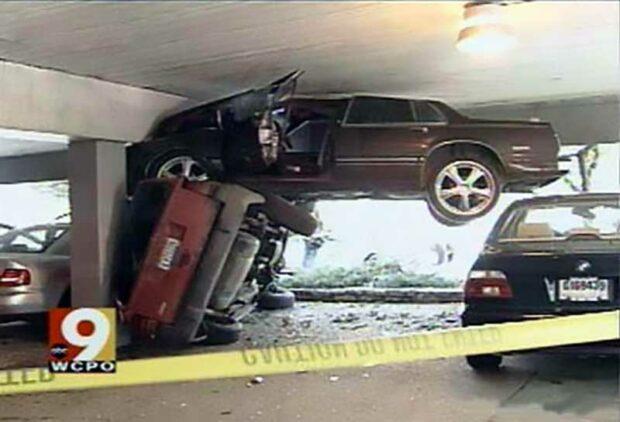 Bad Parking Job