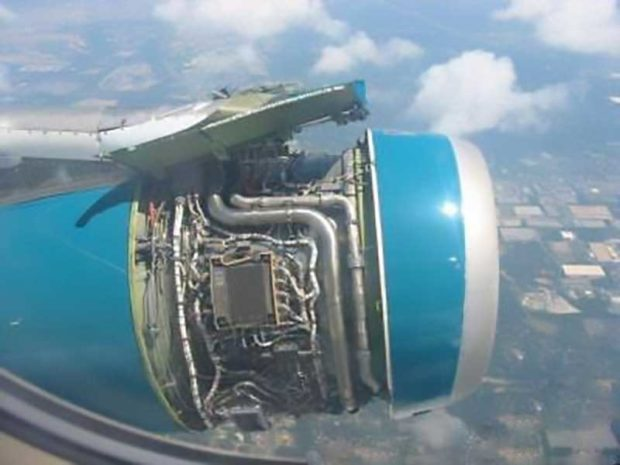Jet Engine Striptease - People Having A Worse Day Than You