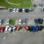 Parking Lot Stupidity