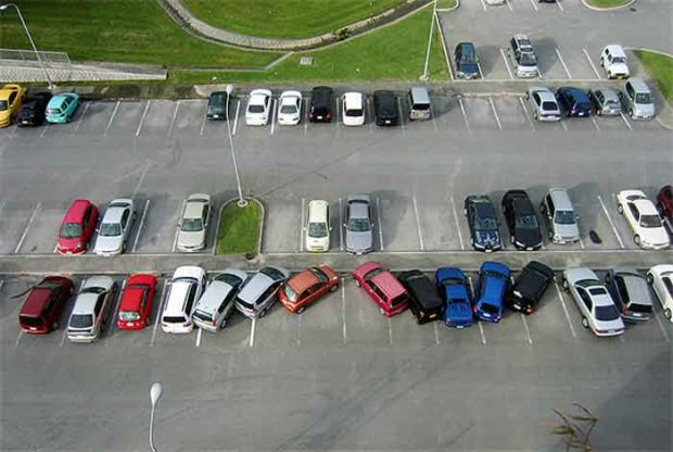 Parking Lot Stupidity - Car Parking Fails