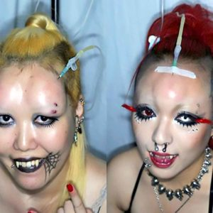 Bagel Heads: A Strange New Body Modification Trend in Japan