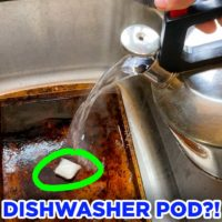 How To Clean Baking Sheets With A Dishwasher Pod — Testing This Popular Cleaning Hack