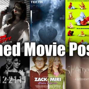 Top 15 Banned Movie Posters Of All-Time (NSFW)