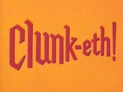 Clunk-Eth!