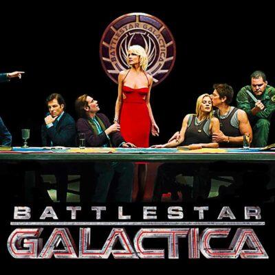 Battlestar Galactica Last Supper