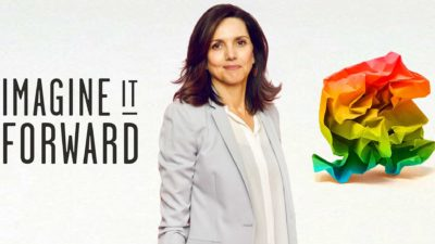 Beth Comstock - Imagine It Forward