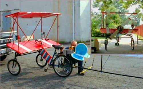 Plane Bike