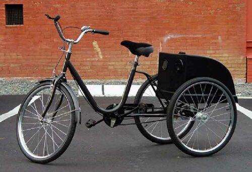 Trunk Bike