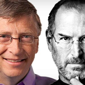 Steve Jobs vs Bill Gates: How The iPod Created A Microsoft vs Apple Rematch