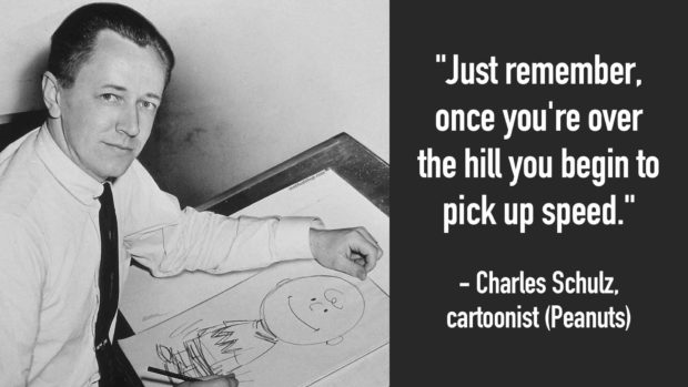 Charles Schulz - Famous Birthday Quotes