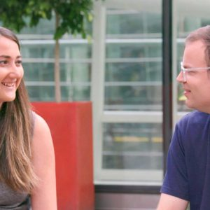 Conversations with Coders: How Bloomberg is Recruiting Coders Using Storytelling