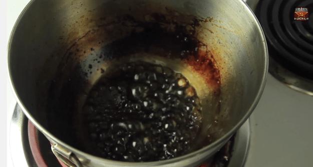 Boil Coke Experiment