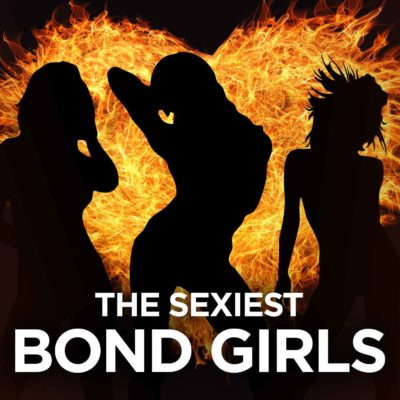 Sexy James Bond Girls