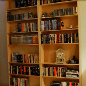 To The Batpoles! How To Build A Secret Bookcase Door